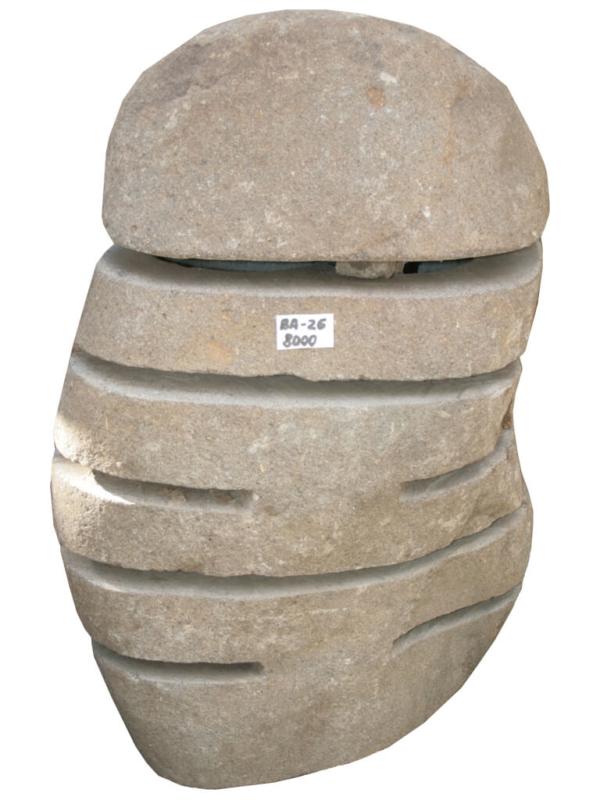 Каменный фонарь - фото