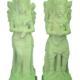 Скульптура индуистского божества - фото