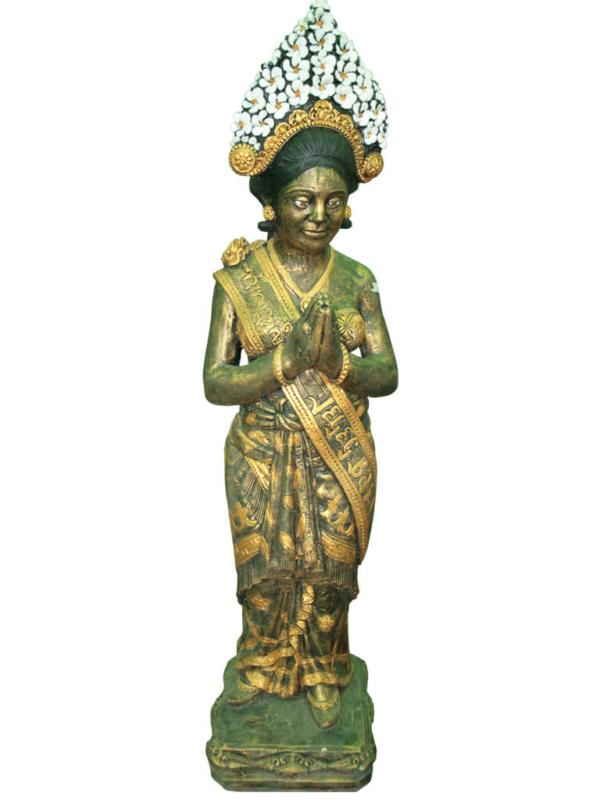 """Скульптура """"Невеста Индии"""" - фото"""